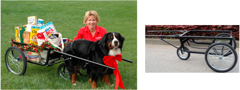 Working Dog Pull Carts
